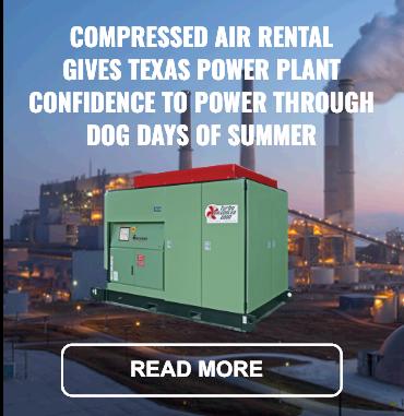compressed air rental